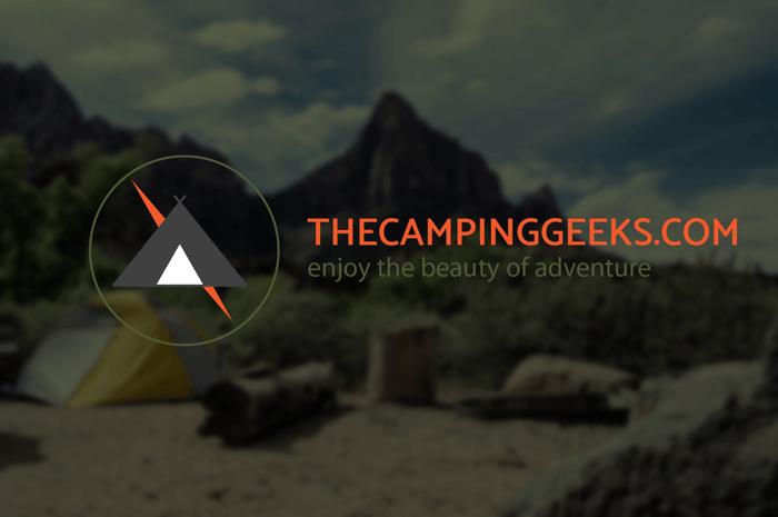 thecampinggeeks logo image