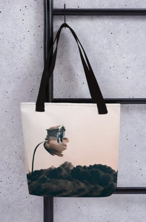 Adoration Road -Tote bag