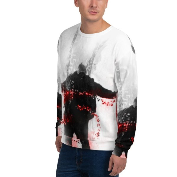 An inspiration moment -Unisex Sweatshirt-04