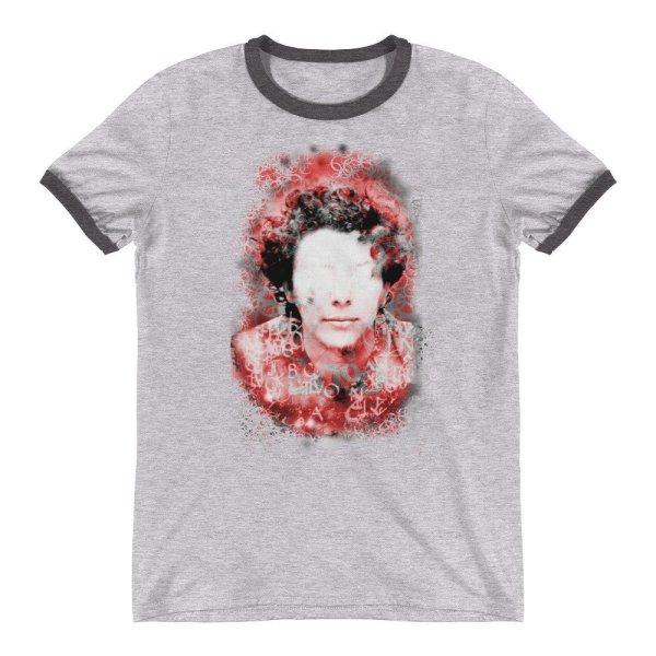 Arts lover -Ringer T-Shirt-02