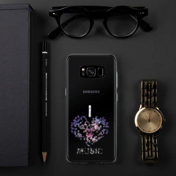 I love Music -Samsung Case-04