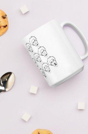 Some of Facial Expressions - Mug-1