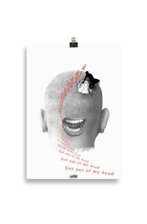 Get Out Of My Head – Poster -01