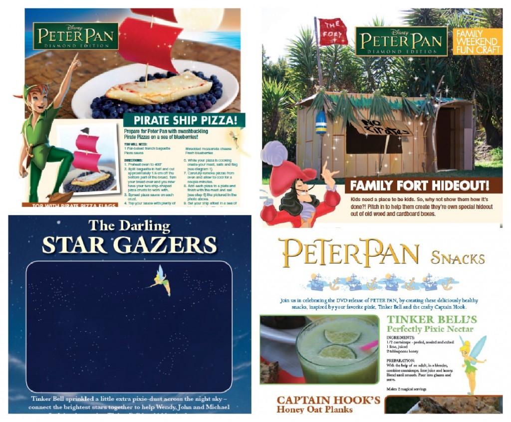 Free Peter Pan Activities Amp Printables