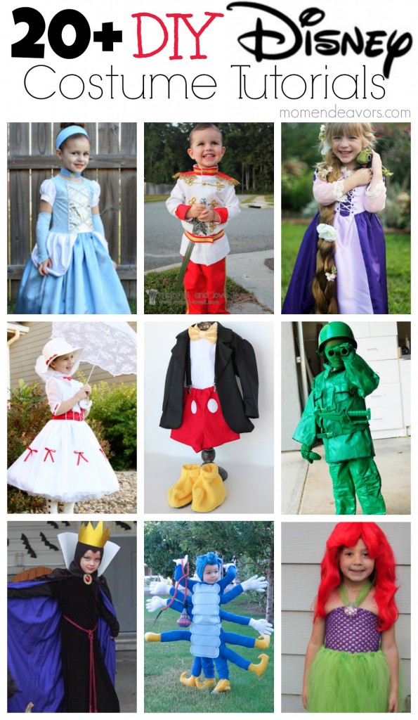 Character Costume Design Tutorial : Easy cartoon character costumes to make
