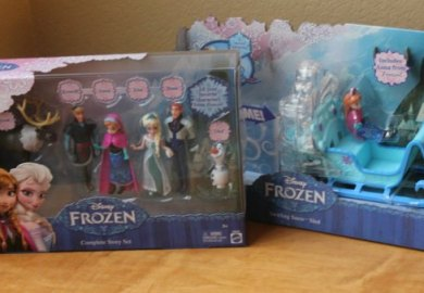 Amazon Disney Frozen Edible Image Cake Toppers