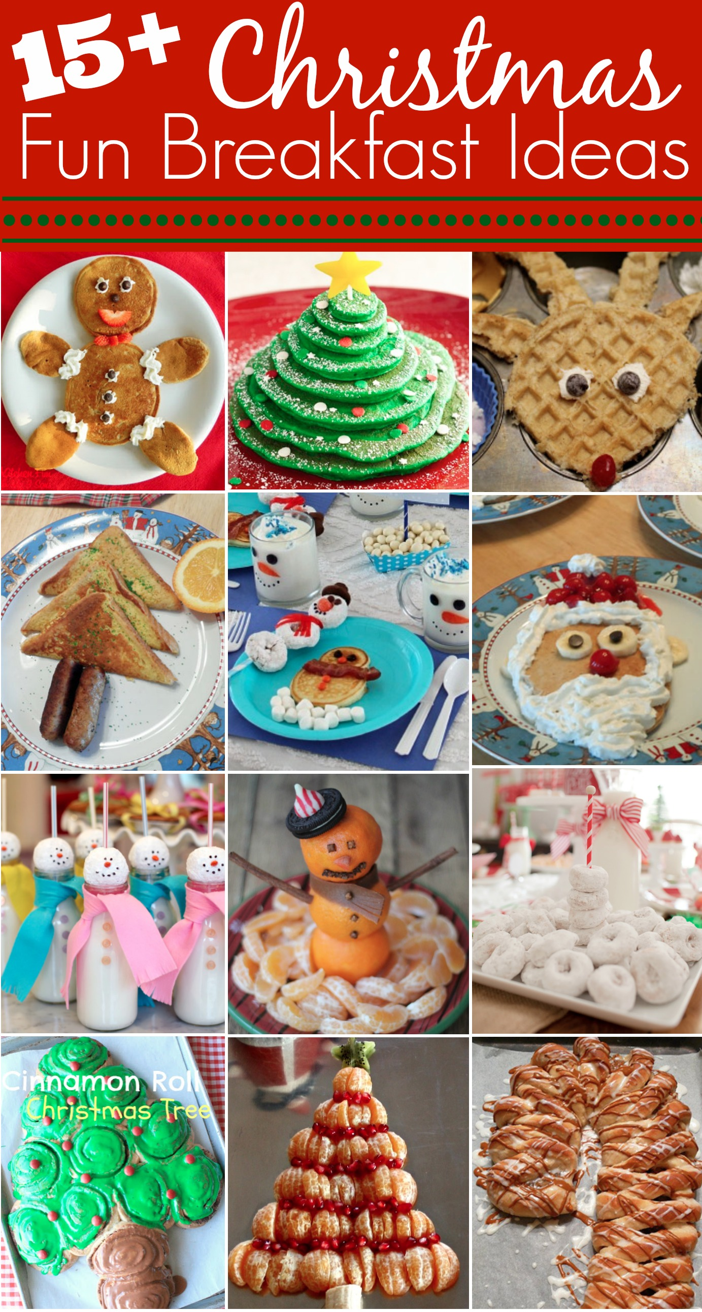 15 fun christmas breakfast