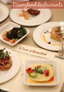 Amazing Foods at Disneyland