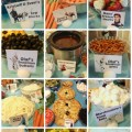 Frozen party food i had so much fun coming up with food ideas for