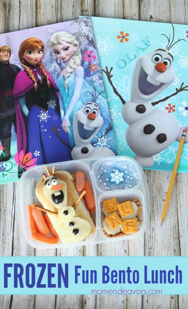Disney FROZEN Fun Olaf School Lunch