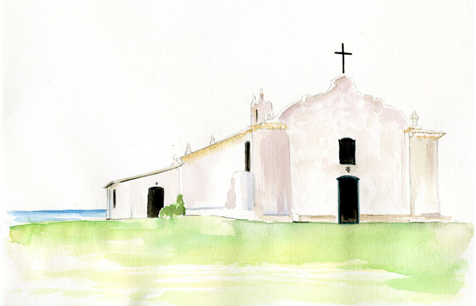 My Story Is Art Watercolor Artwork For Wedding