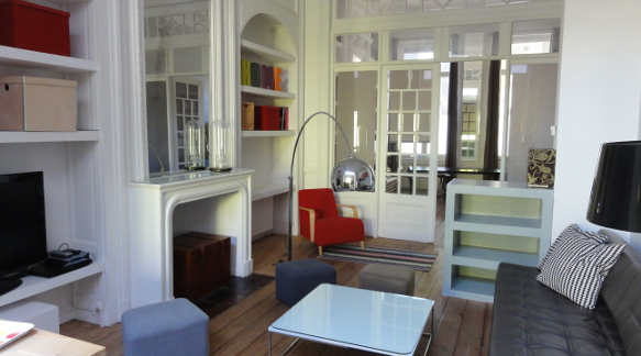 Appart hotel Lille  Garden Party