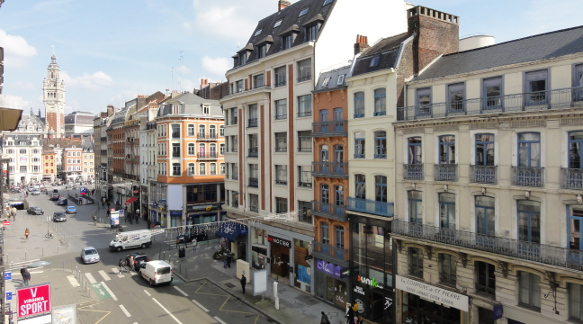 Appart hotel Lille centre  Spring