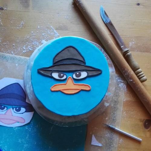 Phineas und Ferb werfen eine Party zum 9. Geburtstag