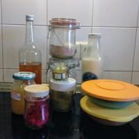 Woher alle Zutaten und Gefäße für's Selbermachen?