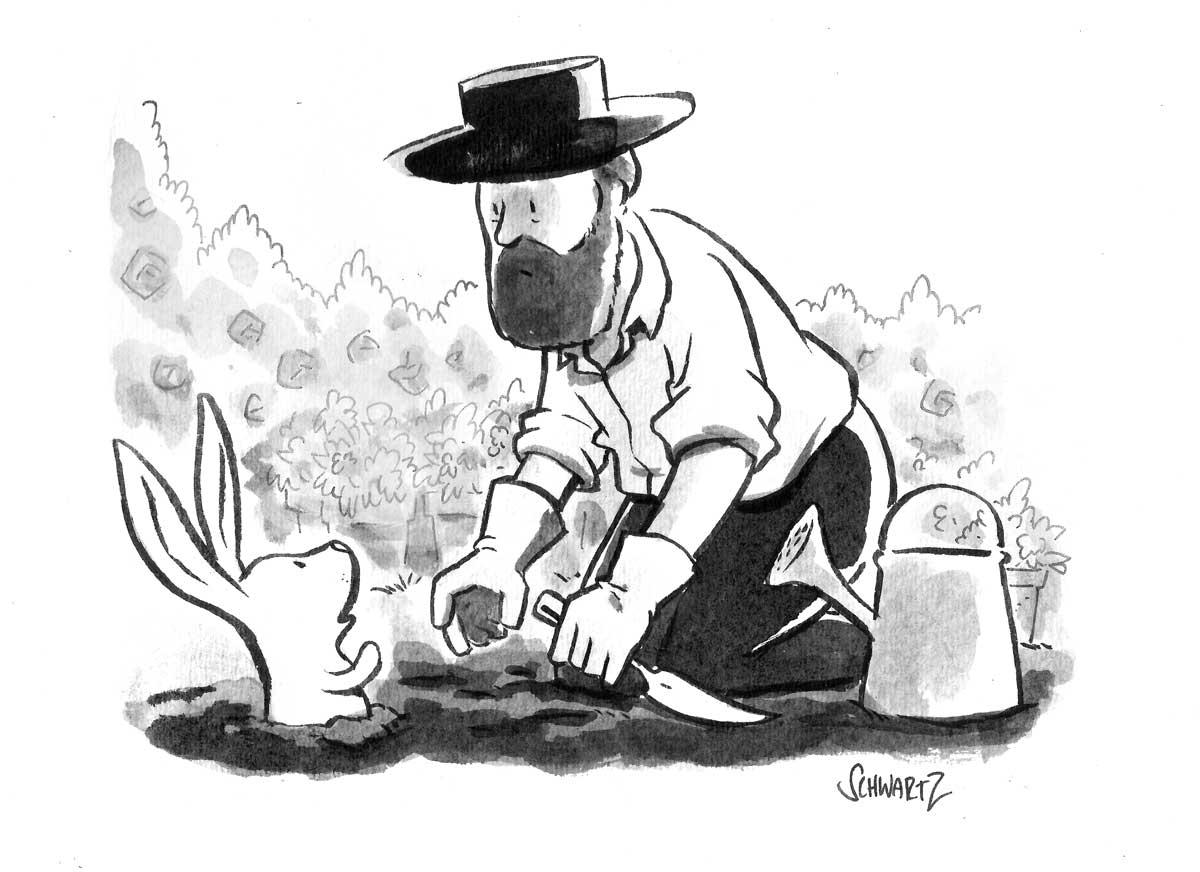 Moment Cartoon Caption Contest