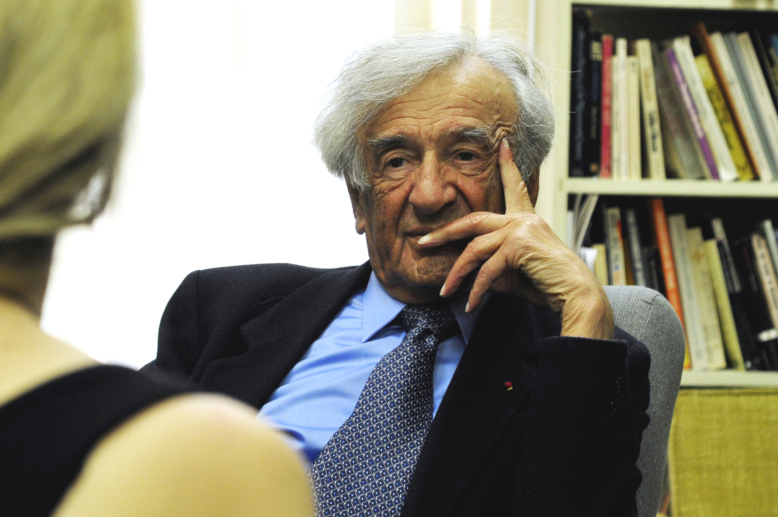 Heart To Heart With Elie Wiesel