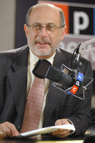 NPR.Robert Siegel