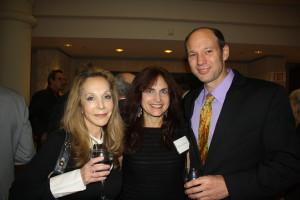 Rebecca Newberger Goldstein, Shereen Rubenstein, Barton Rubenstein