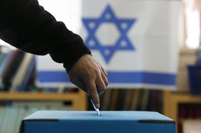 Israel Election box