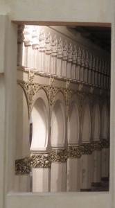 1) 1989 085 Santa Maria la Blanca Interior Detail