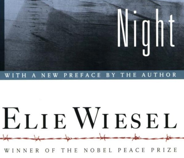 message of night by elie wiesel