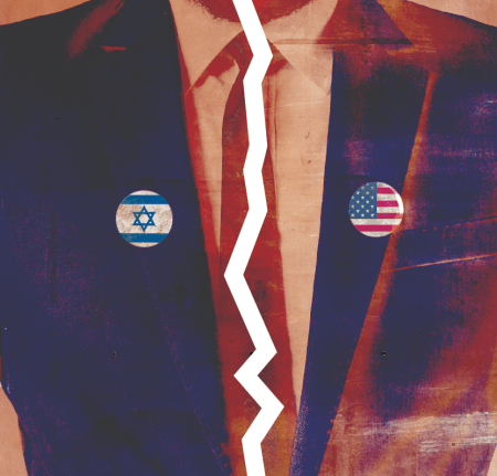 Divide between American Jews and Israel