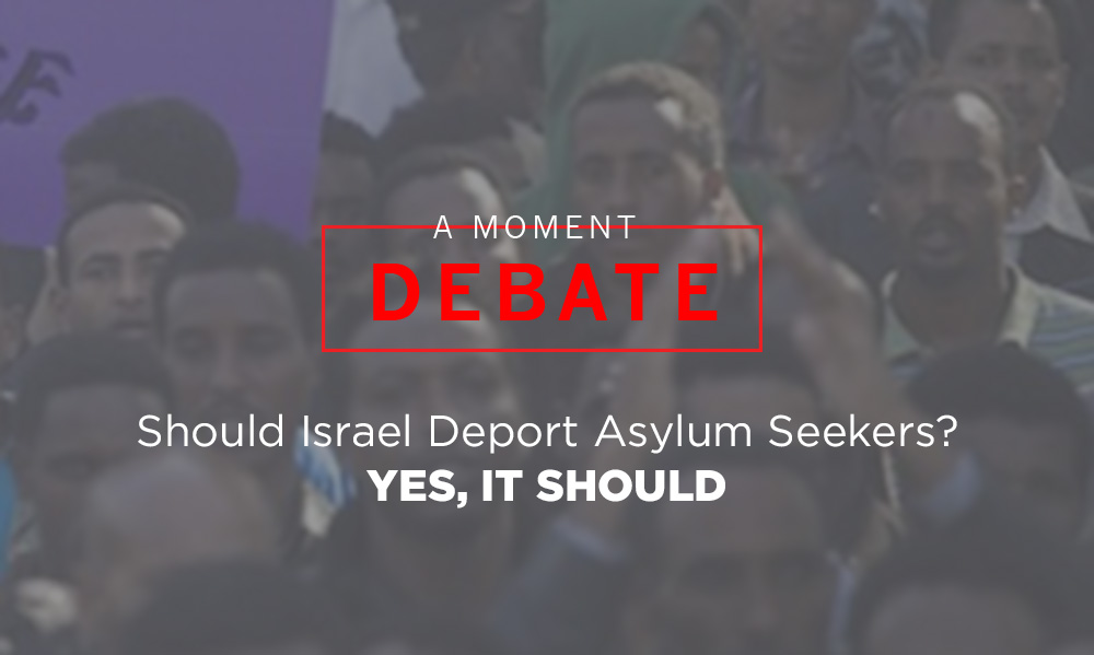 israel asylum yes