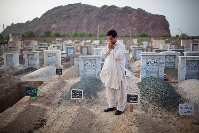 muslim father pakistan