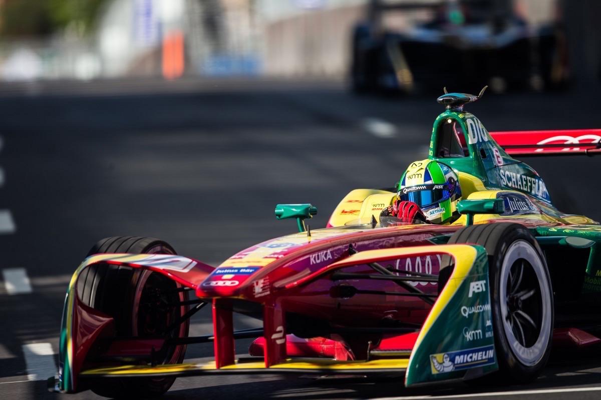 Circuito Gilles Villeneuve : La fórmula e correría en el circuito gilles villeneuve
