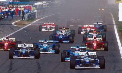 Nigel Mansell cree que la F1 en 1995 era más competida