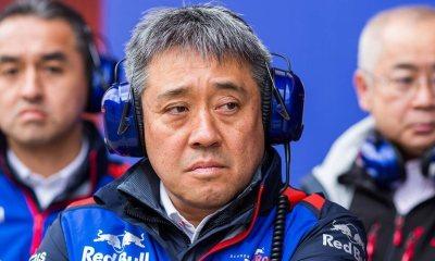 Masashi Yamamoto de Honda