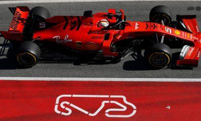Vettel en la pretemporada 2019 | F1.com