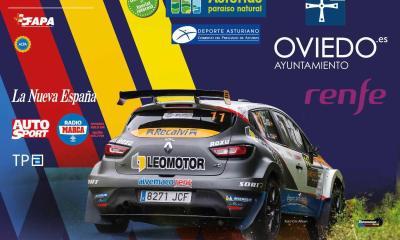 Cartel del 56º Rally Princesa de Asturias