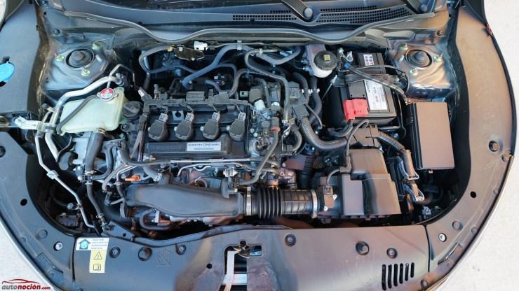 El motor 1.5 i-VTEC | autonocion.com