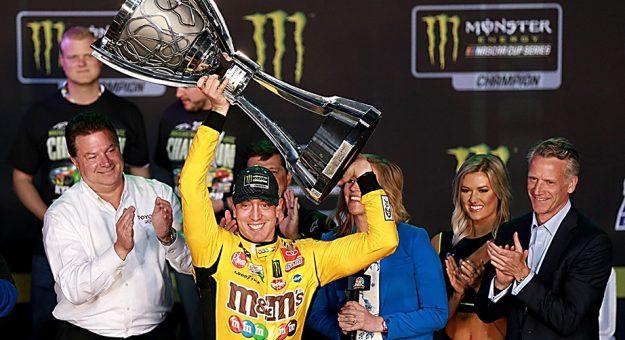Kyle Busch, campeón NASCAR 2019