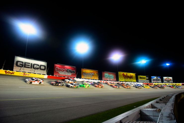 Carrera de la NASCAR Cup Series en Darlington en 2019