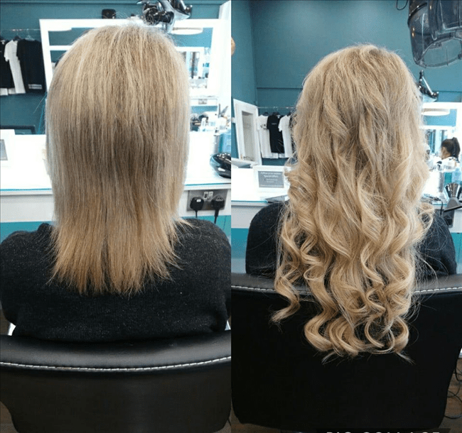 Hair salon style Momento Galway