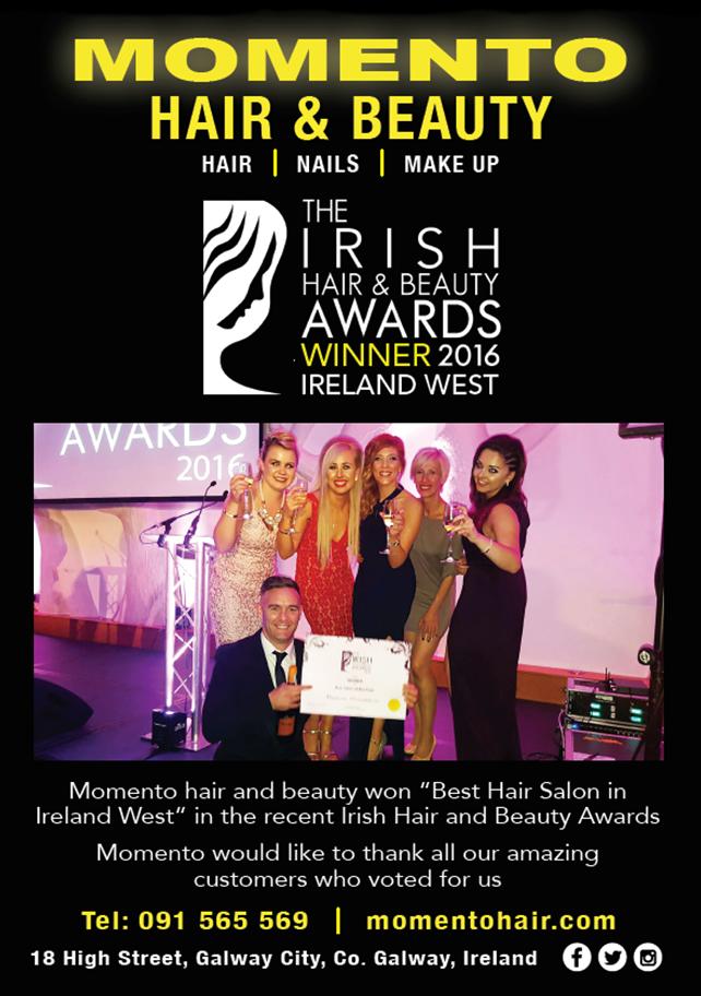 omento Hair Awards