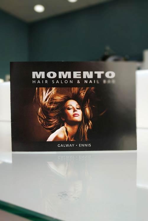Momento Hair Salon & Nail bar Gift card
