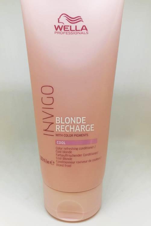 Wella Invigo Blonde Recharge, Cool