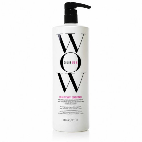 Color Security Conditioner (Normal to Thick Hair)