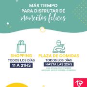 Horario Portones Shopping