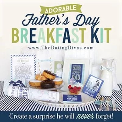 Father's Day Breakfast Printables
