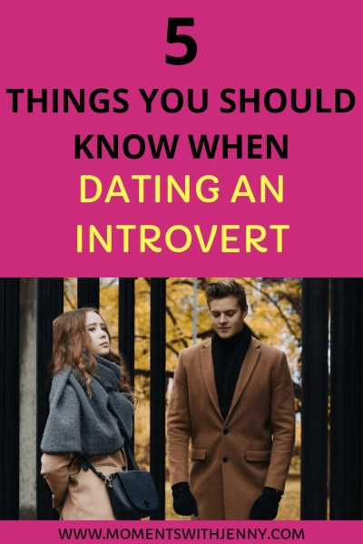 Dating an introvert