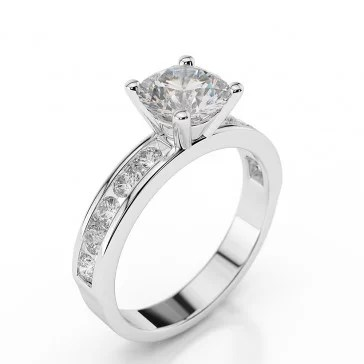 Enchantment Affordable engagement rings