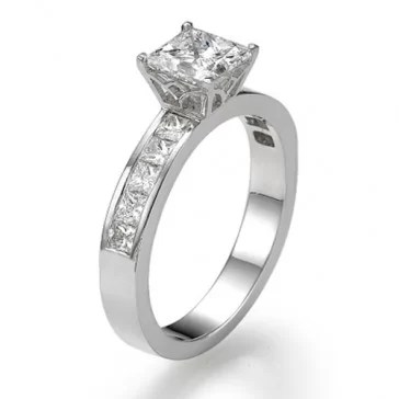 Fairy tale Affordable engagement rings