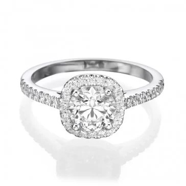 New Mia Affordable engagement rings