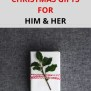 12 Unique Christmas Gifts For Him And Her Moments With Jenny