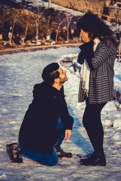 The Do's and Don'ts of proposing to your partner